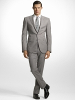 Ralph Lauren Gray Suit